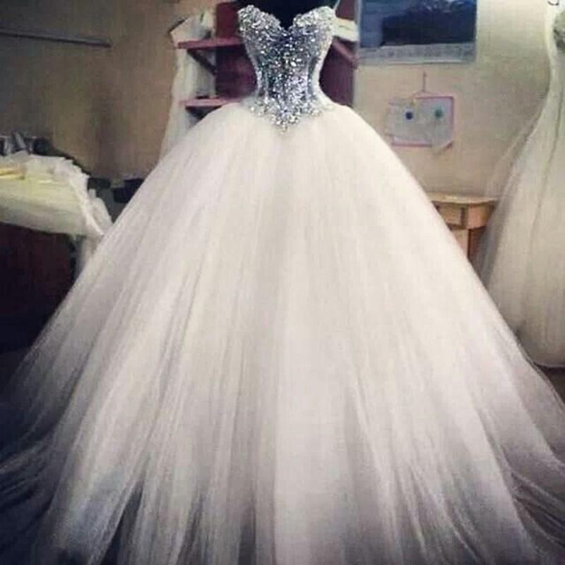 بالصور اجمل فساتين العرس , اروع فستان فرح 922 4