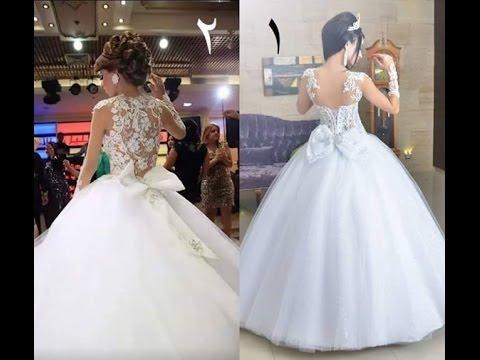 بالصور اجمل فساتين العرس , اروع فستان فرح 922 8