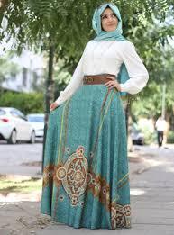 بالصور احدث ازياء المحجبات , ملابس للحجاب انيقه 923 5
