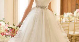 صوره فساتين زفاف باربي , اجمل فساتين اعراس