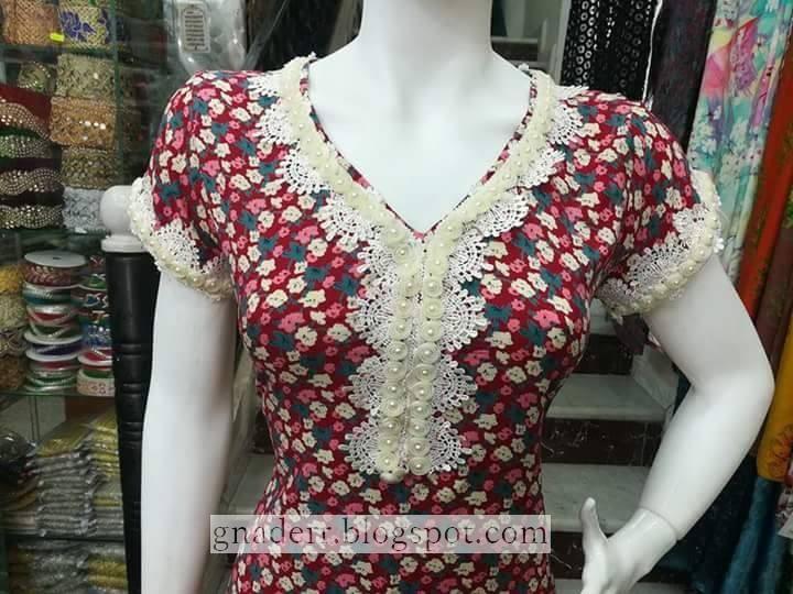 صورة فساتين فيسكوز جديدة , فستان من الفيسكوز النادر