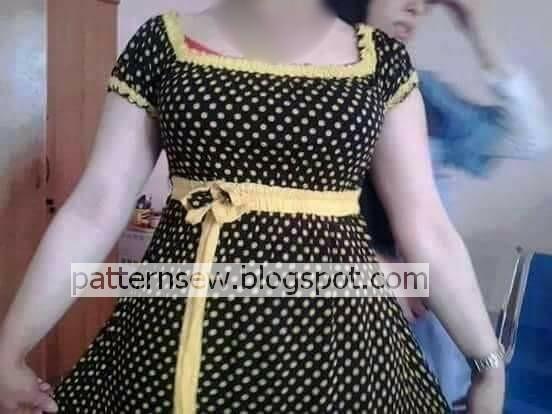 بالصور فساتين فيسكوز جديدة , فستان من الفيسكوز النادر 972 2