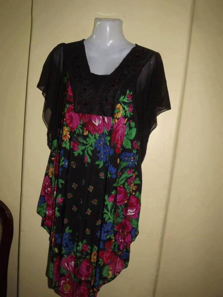 بالصور فساتين فيسكوز جديدة , فستان من الفيسكوز النادر 972 4