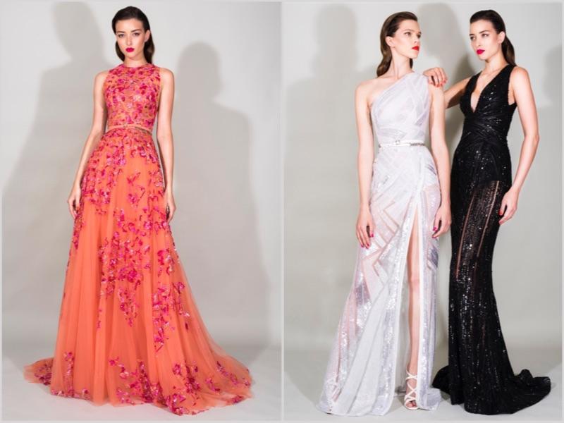بالصور فساتين حفلات جديدة , كولكشن من اجمل صور الفساتين السهرة 983 4