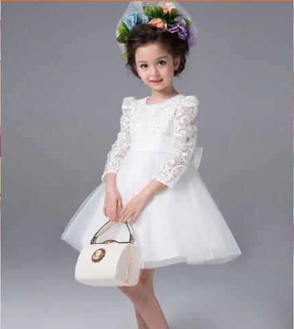 بالصور تصاميم فساتين اطفال , اروع فستان للصغار 985 2