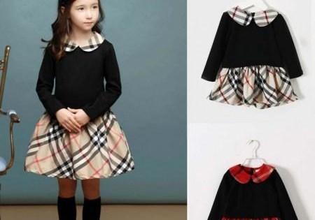 بالصور تصاميم فساتين اطفال , اروع فستان للصغار 985 7