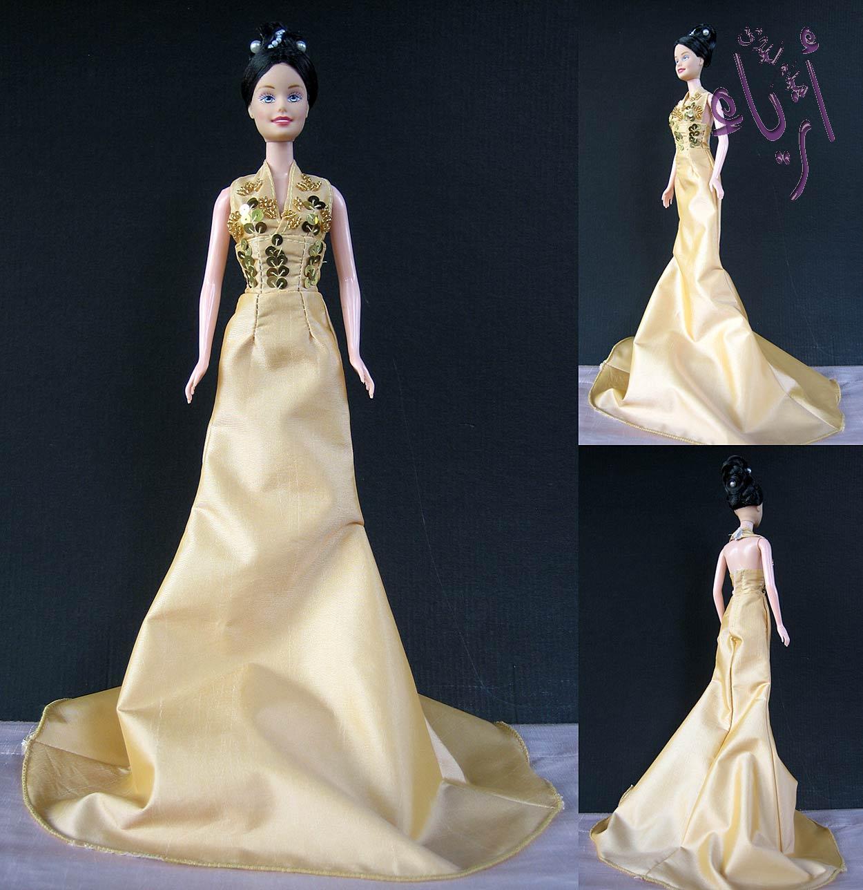بالصور فساتين باربي , اروع تشكيلة من الفساتين 994 8