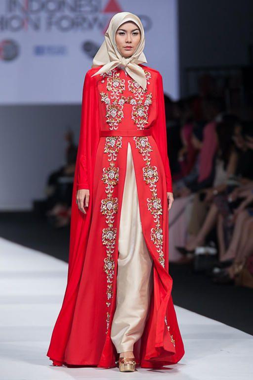 بالصور صور فساتين محجبات سواريه , اجمل الفساتين الناعمه 1032 5