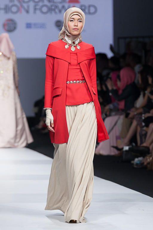 بالصور صور فساتين محجبات سواريه , اجمل الفساتين الناعمه 1032 8
