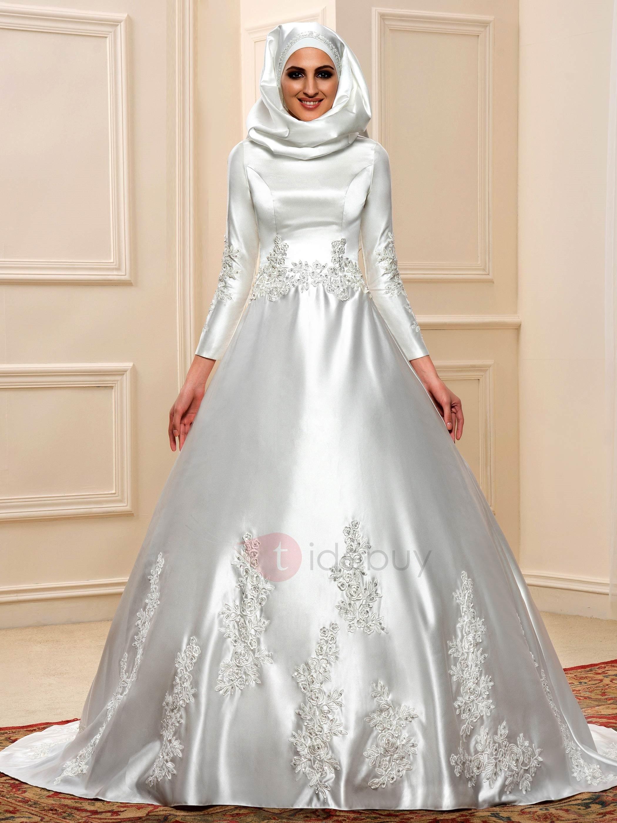 بالصور صور فساتين زواج , اجمل فستان فرح لاجمل عروسة 1070 3