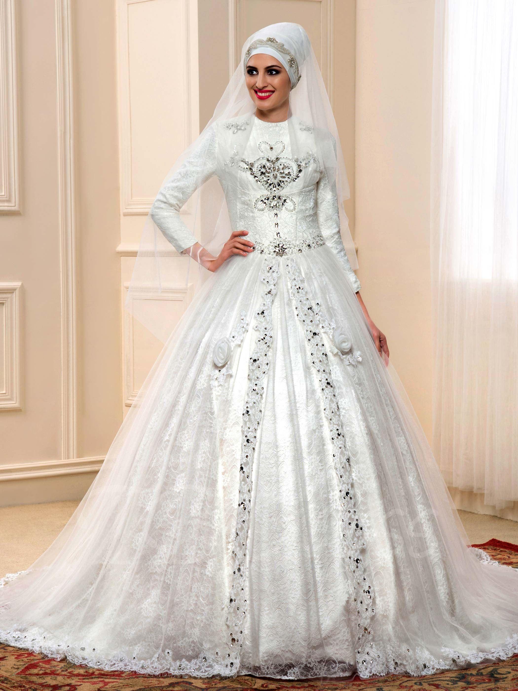 بالصور صور فساتين زواج , اجمل فستان فرح لاجمل عروسة 1070 4