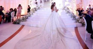 بالصور صور فساتين زواج , اجمل فستان فرح لاجمل عروسة 1070 8 310x165