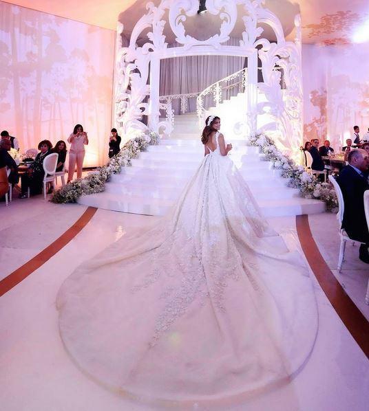 صوره صور فساتين زواج , اجمل فستان فرح لاجمل عروسة