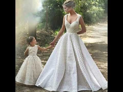 بالصور صور فساتين جديدة , تشكيلة من اروع الفساتين العيد للبنات 1071 2