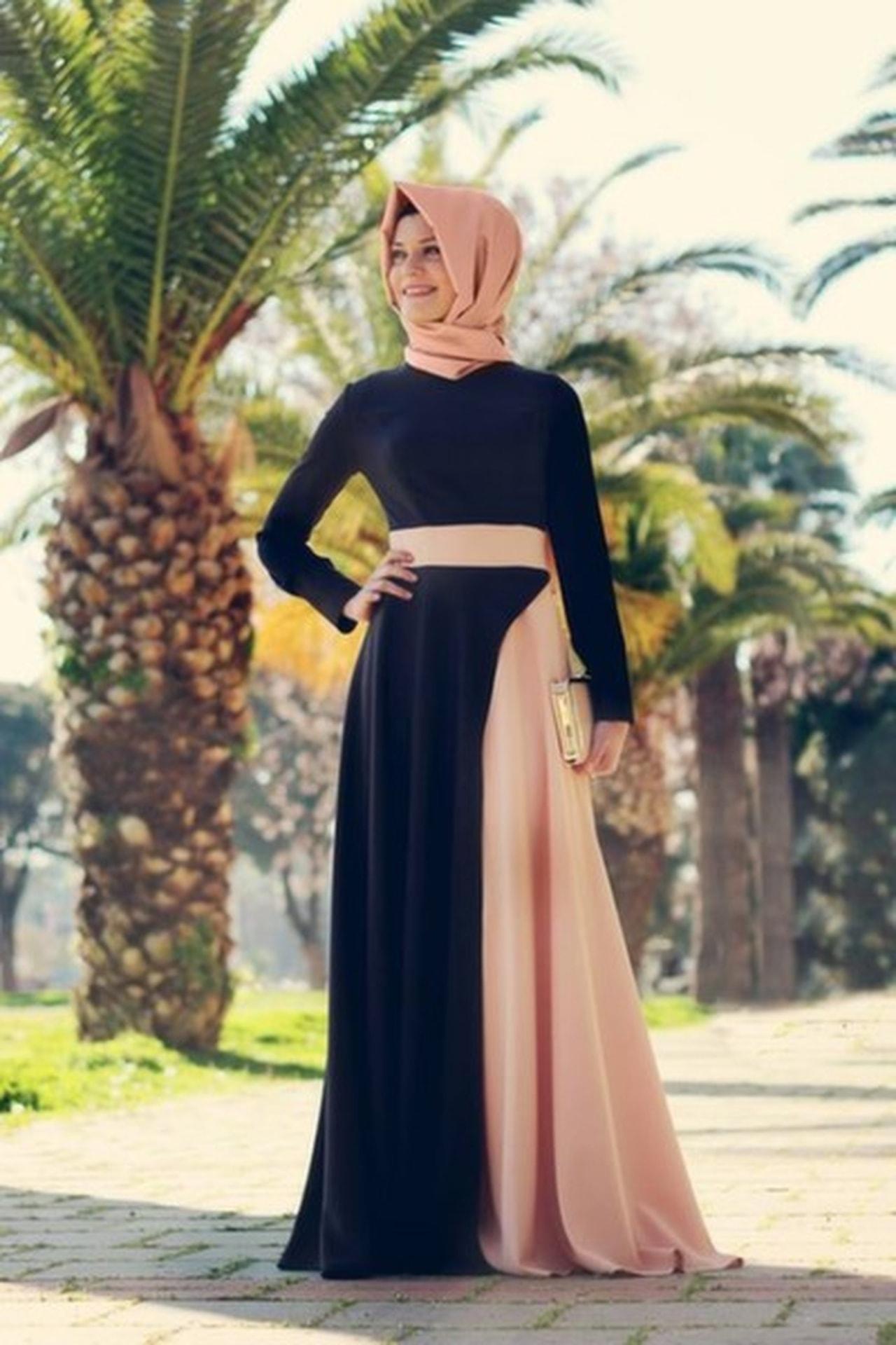 بالصور ملابس صيفية للمحجبات , اجمل فساتين وبدل الصيف للبنات 1093 3