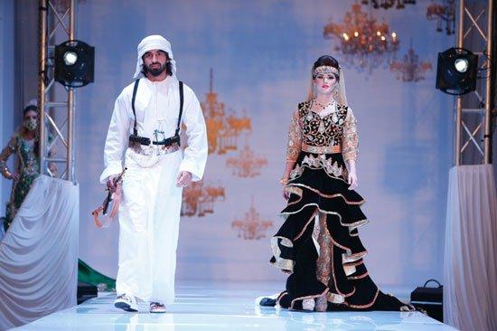 بالصور ازياء عمانية تقليدية , اجمل الموديلات العمانية 1150 5