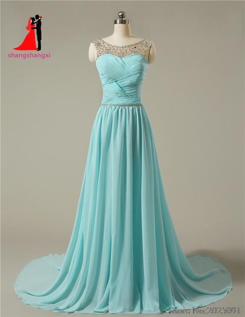 بالصور صور فساتين شيفون , اروع فستان مصنوع من الشيفون 1208 10