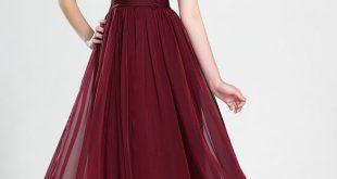 بالصور صور فساتين شيفون , اروع فستان مصنوع من الشيفون 1208 11 310x165