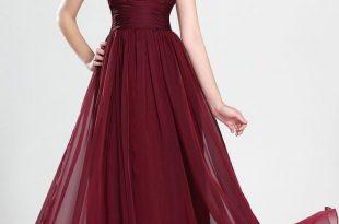 صور صور فساتين شيفون , اروع فستان مصنوع من الشيفون