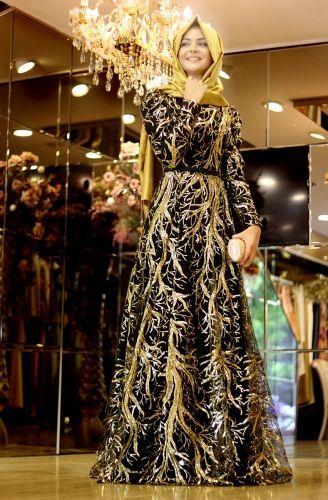 صورة اجمل فساتين سهرات , فستان للحفلة والسهرة يجنن