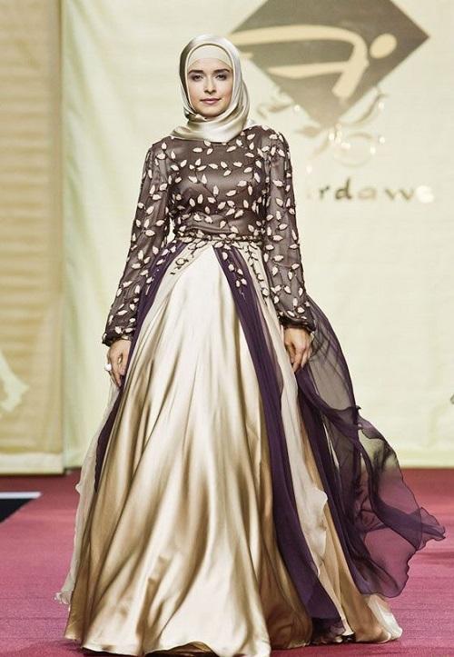 بالصور اجمل فساتين سهرات , فستان للحفلة والسهرة يجنن 1213 6