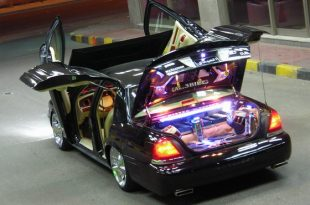 صور صور سيارات معدلة , اغرب شكل سيارة تم تعديلها