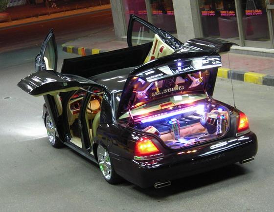 صوره صور سيارات معدلة , اغرب شكل سيارة تم تعديلها