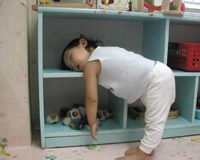 بالصور صور اغرب الصور عن النوم , اكثر الصور الغريبة للنوم 4065 6