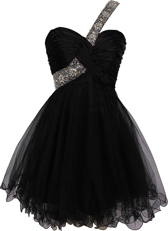 صور فساتين قصيرة للسهرات , اجمل تشكيلة موديلات فستان قصير للبنات