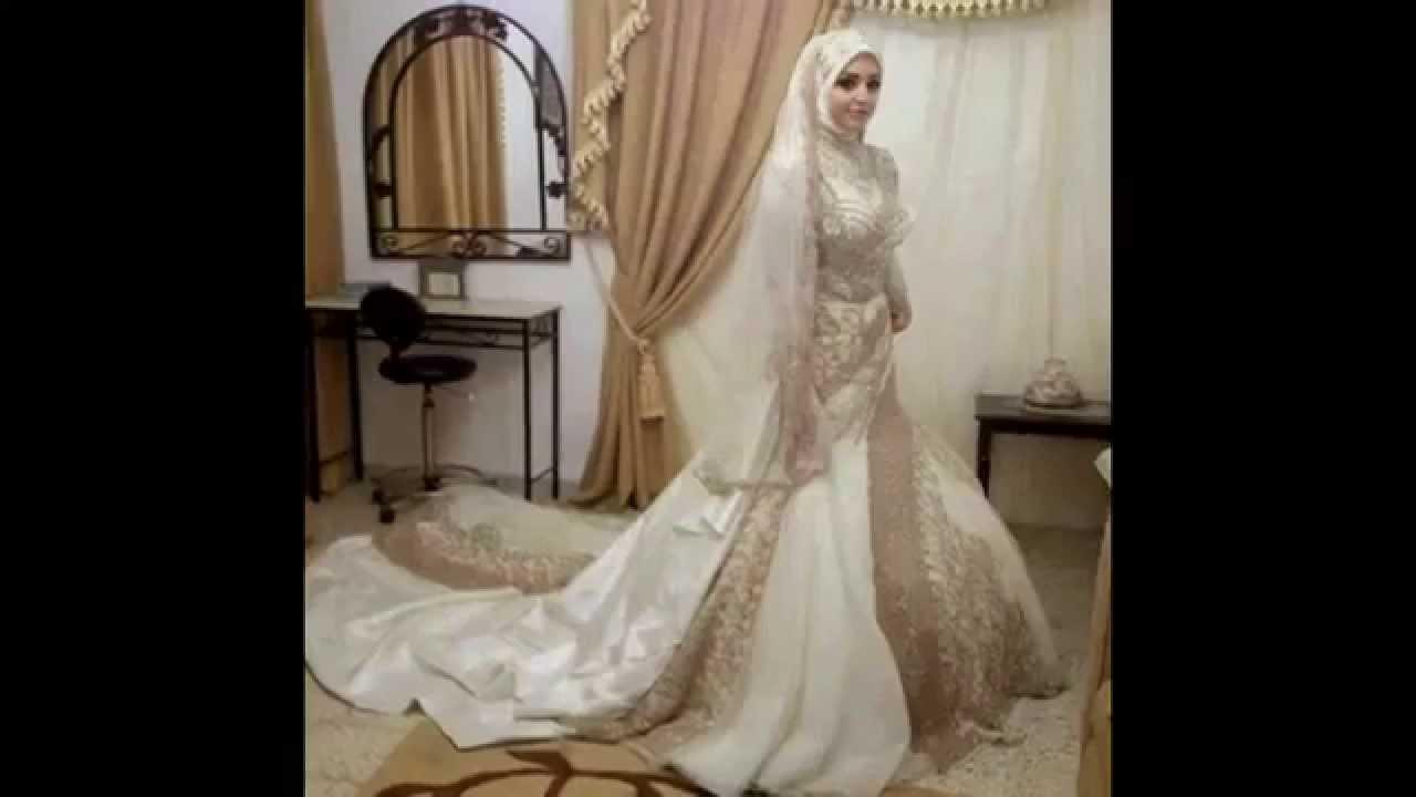 بالصور فساتين اعراس جديدة , فستان فرح لاجمل عروسة 909 2