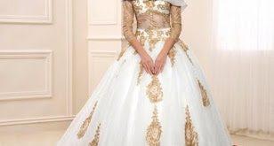 صورة فساتين اعراس جديدة , فستان فرح لاجمل عروسة