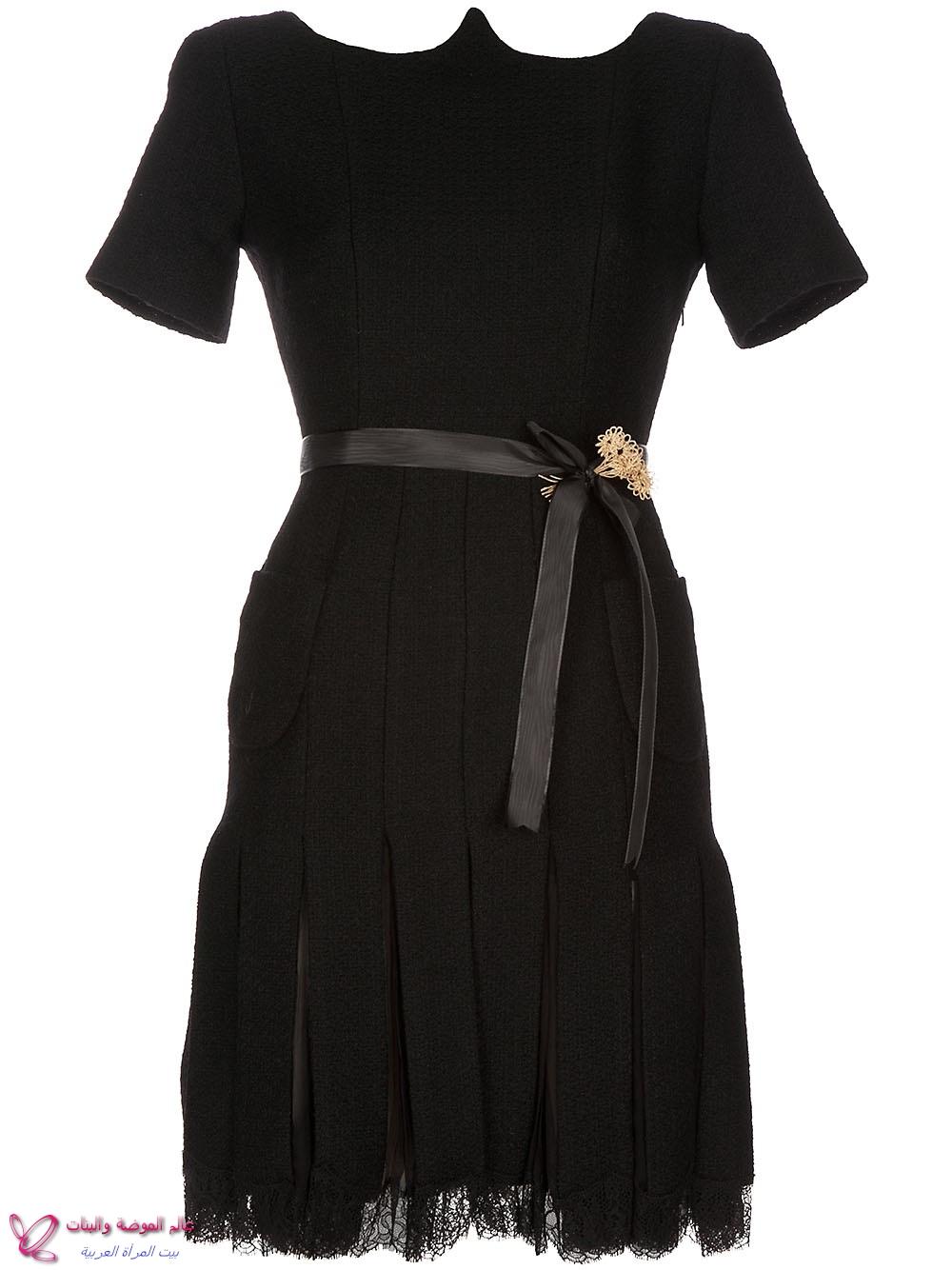 بالصور صور فساتين قصيره , اجمل موديلات الفساتين 958 5