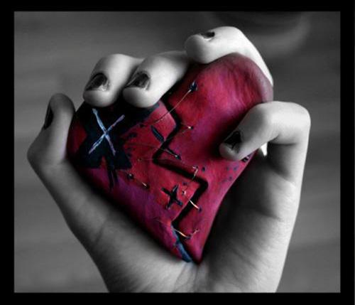 صورة صور قلب يبكي , صور حزن القلب