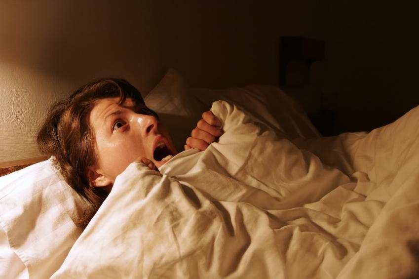 صورة كابوس اثناء النوم , الفرق بين الكابوس والحلم