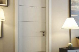 صورة الوان ابواب الغرف , تعرفي على الموضة الحديث لديكور ابواب غرف النوم