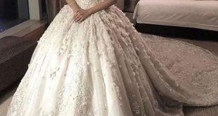 بالصور فساتين زفاف فخمه , احداث فساتين زفاف 178 3 310x165