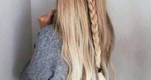 صورة هل الشعر الطويل يؤثر على النمو , اسباب تكسير الشعر