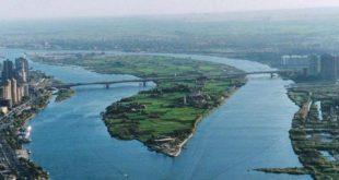 صور من اين ينبع نهر النيل واين يصب , طريق ينبع و يصب نهر النيل