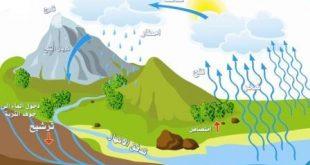 بالصور رسم دورة المياه في الطبيعة , اجمل رسم دورة المياه في الطبيعة 11420 3 310x165