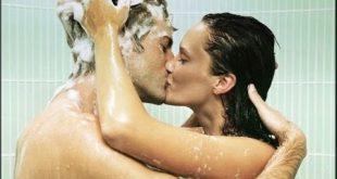 صورة ليلة رومانسية في الحمام , ماذا يفعل الزوجين في الحمام
