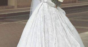 صور طرحة العروس المحجبة , احدث الطرحات الرائعة