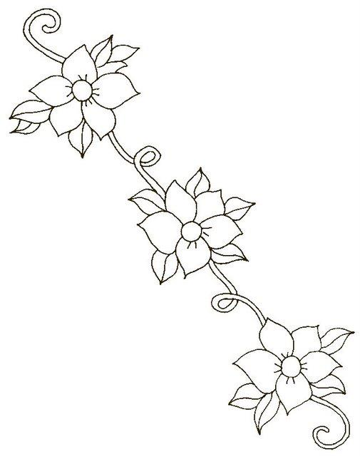 زخارف نباتية بسيطة واشكال روعه للبستان اجمل الصور