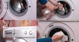 صور طريقة تشغيل الغسالة الاتوماتيك , الحصول علي ملابس نظيفه