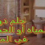 تفسير التواليت في المنام , راي ابن سيرين في رؤيه الحمام