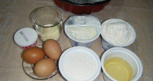 صور طريقة عمل الكيكة بالزبادى , اسهل واحلي طرق لكيكه الزبادي