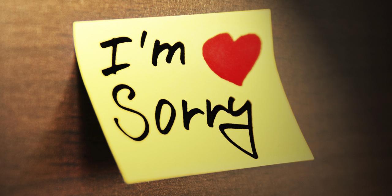 صورة كلام اعتذار لصديق , كلمات تلين غضب القلب 11932 2