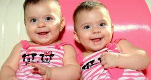 صور طريقة الحمل بتوام , انجاب طفلين في تسعه اشهر