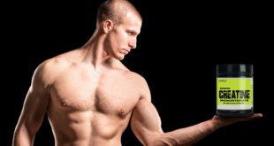 كرياتين لكمال الاجسام , كيفيه تكبير العضلات