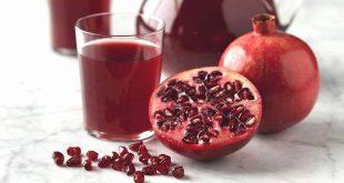 عمل عصير الرمان , فوائد عصير رمان وأكثر من طريقة لتحضيره