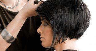 تعليم قص الشعر خطوة بخطوة, طريقه الصالونات فى البيت